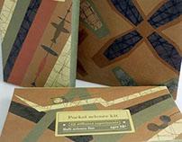 1950s inspired packaging