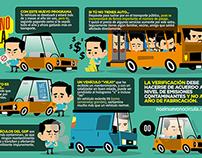No Circula en México