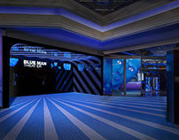 The Blue Man Theater