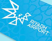 Riyadh Airport Branding