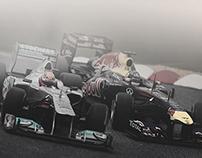 Formula 1 Miniatures