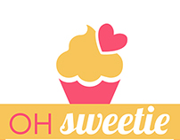 OH Sweetie (branding)