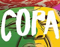 Copa na Cabeça / Guerra de Ilustrações XXXVI