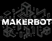 Makerbot Illustrations