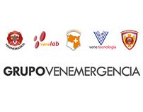 GRUPO VENEMERGENCIA - Web Design