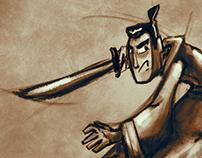 Char Sketch Daily