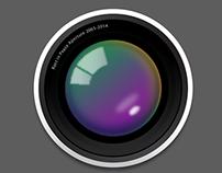 Aperture Icon Design