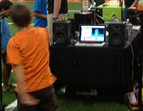 Sound and Motion - Youth Outreach Project