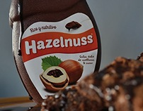 HAZELNUSS / diseño de packaging.-