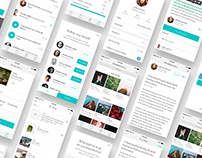 Informatica Publishing App UI/UX Design