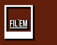 FIL'EM : a traveler's hotel