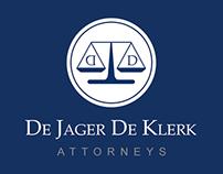 De Jager De Klerk Attorneys Branding
