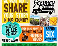 Jeepney Diaries: Promo