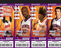 Phoenix Suns • Playoff Tickets 2009