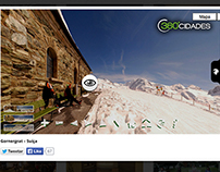 Virtual Tour | Gornergrat - Switzerland