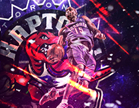 Vince Carter Graphic