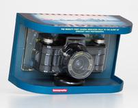 Camera Packaging: Sprocket Rocket