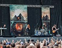 Epica @ Nova Rock, Austria, 2014