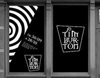 Tim Burton 30 | Promocional