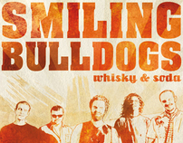 """Redesign album """"SMILING BULLDOGS (Whisky and Soda)"""""""