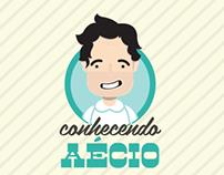 CONHECENDO AÉCIO | ILUSTRAÇÕES
