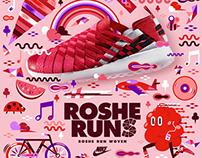 NIKE-----ROSHE RUNS