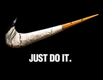 STOP SMOKING : just do it