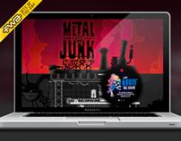 Metal Junk Website
