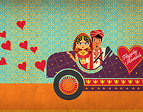 Cineyug Wedding Planners - Film illustrations