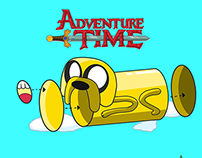 'Adventure Time' Happy Meal Toy Design