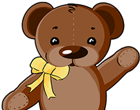 Teddy Illustrations