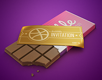 Dribbble Invite | Giveaway