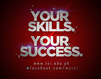 Your Skills. Your Success.