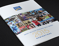 Magic Millions 2015 Yearling Sales Brochure