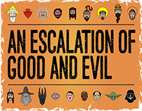 AN ESCALATION OF GOOD AND EVIL