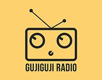 Gujiguji radio logo design, Projet personnel
