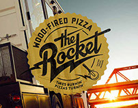 The Rocket Pizza Truck