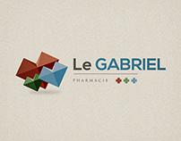 Pharmacie Le Gabriel LOGO