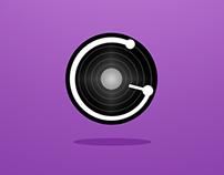 GMusic mobile app logo