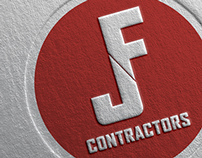 Logo Design | Branding | JF Contractors