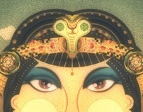 Cleopatra / Portrait