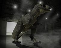 Jurassic World - Fun Art