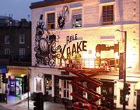 Kraken Rum x High Rise Murals