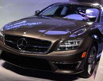 video production | Mercedes Benz CLS63