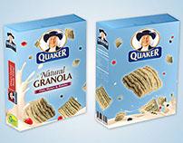 Quaker Package Design
