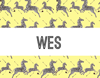 Wes Anderson Story Booklet