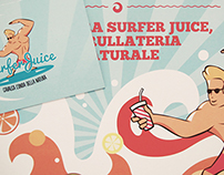 SurferJuice // Corporate Identity