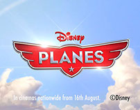 Disney Planes Tv Commercial