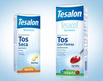 Novartis | Tesalón | Package Design