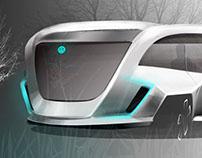 VW Bus Concept